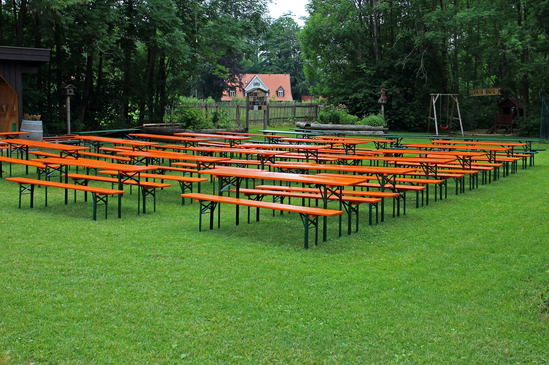 Chips Events 68 Chips Events 68 Location Tables Et Bancs De
