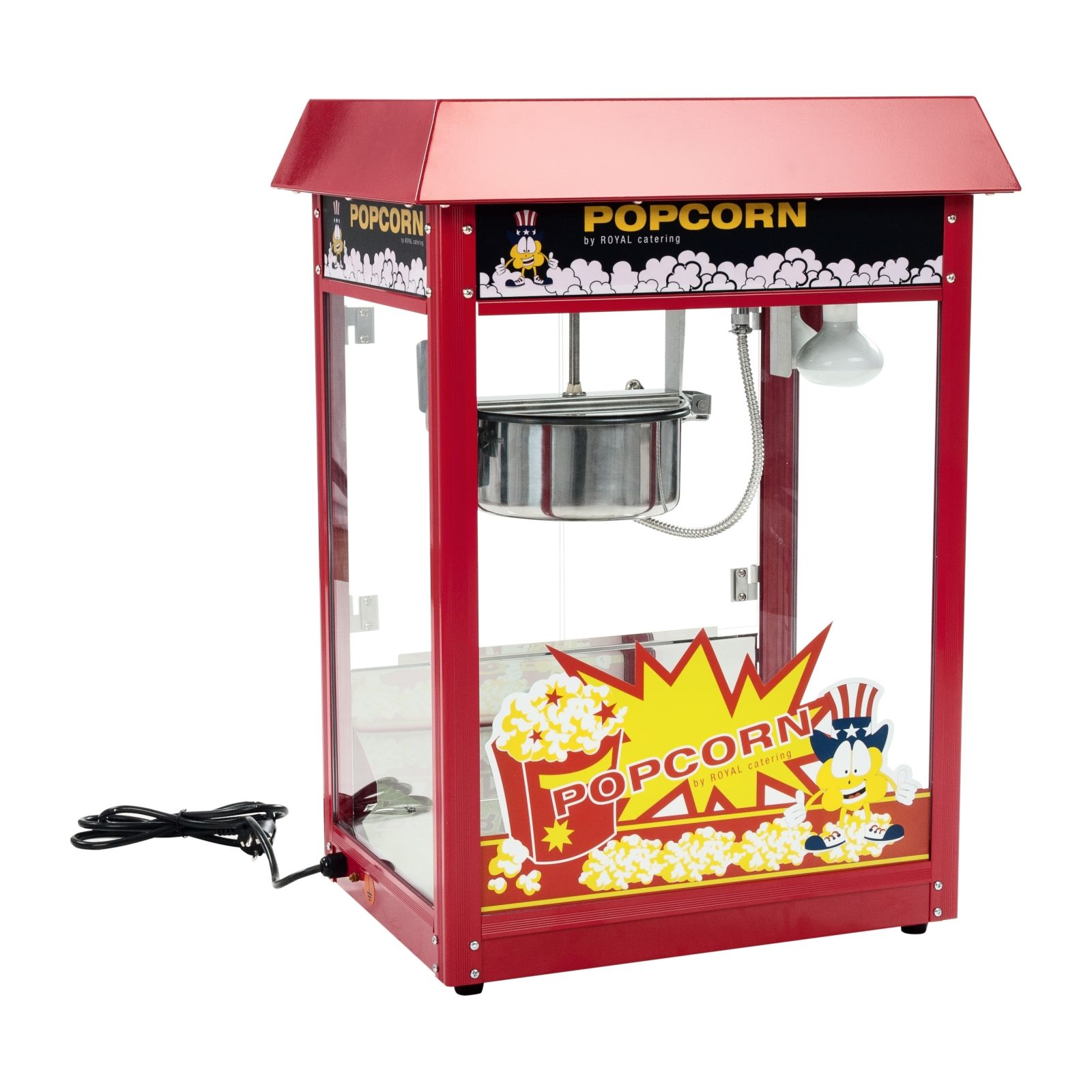 Machine à pop-corn seule